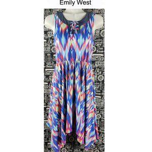 Emily West Sleevless Dress